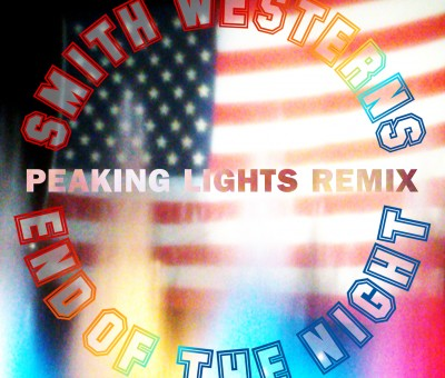 Listen: Peaking Lights remix Smith Westerns