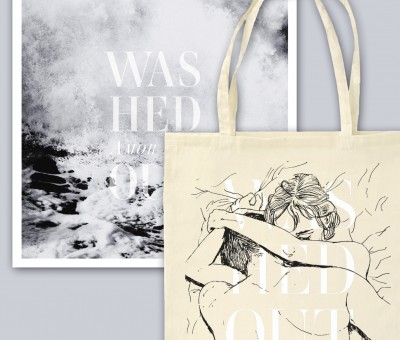 Washed Out – Amor Fati (remix 12″ + tote bag bundle)